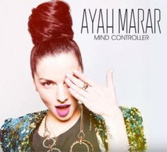Ayah Marar is a Jordanian singer, songwriter, performer, radio show host and  record label owner - And puppet