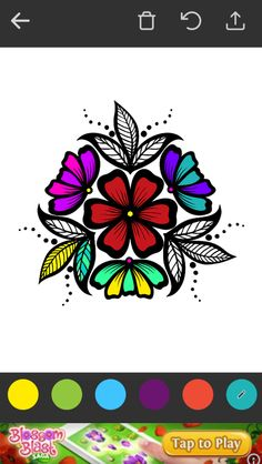 5 Adult Coloring Book Apps That Put Artistic Stress Reduction At Your Fingertips