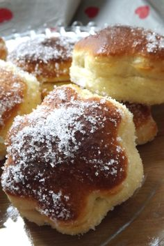 Des beignets au four, merci pour nos hanches !!!