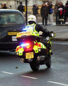 Ambulance. Very useful.