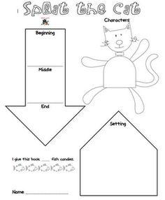 Splat the Cat activities