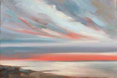 Exmouth at sundown by Vicki Hutchins