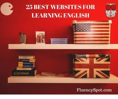 English is the most important language to learn, check out the best websites that will help you and make the process easier.