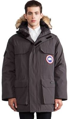 Canada Goose' outlet locations
