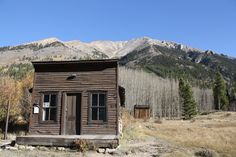 6 Creepy Ghost Towns in Colorado You Won't Believe Exist | The Denver City Page Another place you probably never been. North of Buena Vista you'll find the tree-lined streets of Vicksburg, located in a steep clear-creek canyon. A little farther on this scenic route, you'll come to Winfield, where not much remains but the ghosts of disappointed miners. This flash in the pan went boom and bust in only three years.