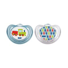 nuk airflow orthodontic pacifier