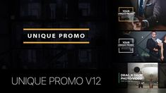 Unique Promo v12 | Corporate Presentation by Red_Case on Envato Elements