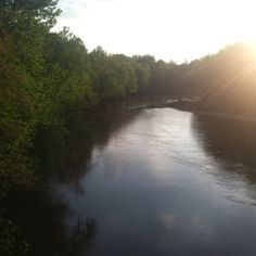Wolf River. Memphis, Tennessee