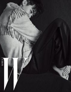Lee Jong Suk - W Magazine August Issue '16