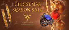 vipul arts jewelry, Christmas Week. Season sale. #SeasonSale #ChristmasWeek #2015 #VipulArts