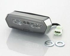 Honda MSX 125 Grom Kitaco LED Tail Light Smoke #809-1432330 Direct Export Japan