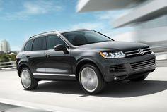 2012 Volkswagen Touareg TDI | Car Mama