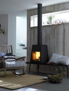 fireplace | Styling/Production: Peter Fehrentz; Photo: Olaf Szczepaniak
