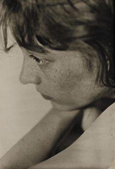 Berenice Abbott, by Walker Evans, 1930