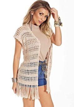 Knitting french shawl patterns 19 ideas for 2019 Crochet Poncho Patterns, Crochet Coat, Crochet Jacket, Shawl Patterns, Crochet Cardigan, Crochet Clothes, Hand Crochet, Free Crochet, Gilet Kimono
