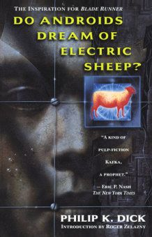 50 Page Fridays: Do Androids Dream of Electric Sheep? - Unbound Worlds