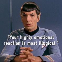 Spock Quotes 2