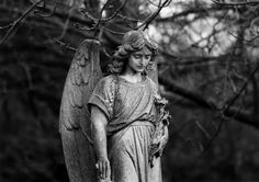 Standing angel #angels