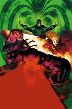 Frazer Irving - Uncanny X-Men #5