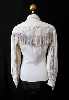 1950's Rodeo Queen Cowgirl Shirt Patsy Cline style