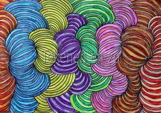 Door Danjel, groep 8 Deze les vond ik op de weblog Art with Mister E. Benodigdheden: tekenpapier op A5 formaat kleurpotloden of viltstift...