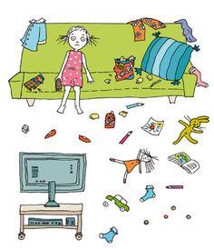 turn it off, already!! by Laura Klamburg
