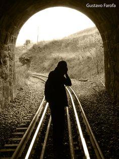 Luz no fim do túnel. Novamente com Marcio Pinto.