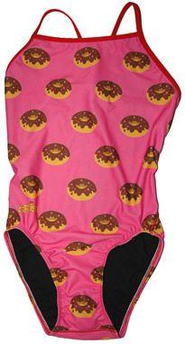 Donut swimsuit
