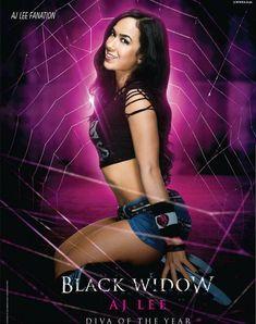 Aj lee is my idol! Wrestling Divas, Women's Wrestling, Resident Evil, Lucha Underground, Wwe Female Wrestlers, Female Athletes, Wwe Girls, Wwe Ladies, Wwe Tna