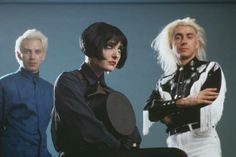 Siouxsie and the Banshees in 1988