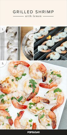 If you're new to grilling, these simple shrimp skewers are an excellent (and delicious) way to learn. The recipe is as simple as getting the grill going nice and hot, threading shrimp onto skewers, grilling them for a few minutes, and dressing up the cooked shrimp ever so slightly with lemon and parsley. The perfect catch for sunny, weekend entertaining.