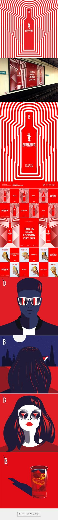 Beefeater Outdoor Advert By Impero: Gin | Ads of the World™... - a grouped images picture - Pin Them All