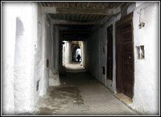 Pasaje en la Medina de Tetuán, Marruecos (Maroc, Morocco), Carlos Cuerda
