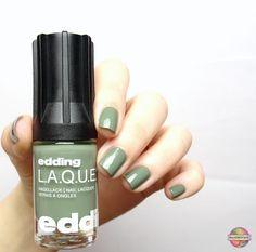 Edding - Kind Khaki Nagellack grün oliv