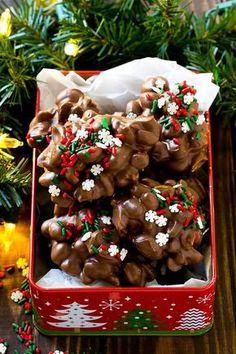 christmas candy recipes crock pot