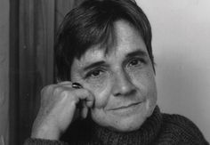 Adrienne Rich (1929 – 2012-03-17). Poet of our bodies and our lives,author of 'Of Woman Born')