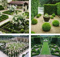 Franse tuinen