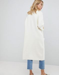 Discover Fashion Online Asos Online Shopping, Online Shopping Clothes, Latest Fashion Clothes, Fashion Online, Pallet Bookshelves, Duster Coat, Normcore, Mens Fashion, Clothes For Women