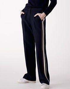 Side Stripe Trouser | Trouser | ME+EM | ME+EM