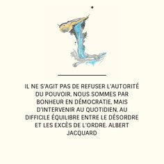 Merci Albert Jacquard