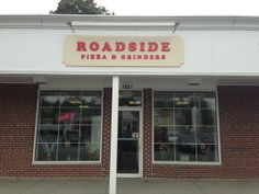 Roadside Pizza & Grinders, Palmer, MA Good food and friendly people.