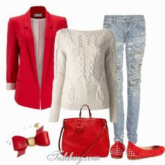 Sweet winter outfit