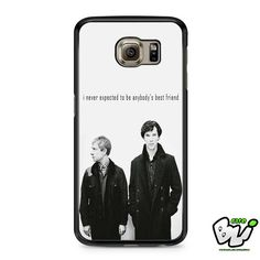 Sherlock Benedict Cumberbatch 221 Street Samsung Galaxy S7 Case