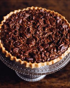 John Besh's Bourbon Pecan Pie