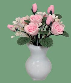 VMMF2072A - FLOWER ARRANGEMENT, PINK