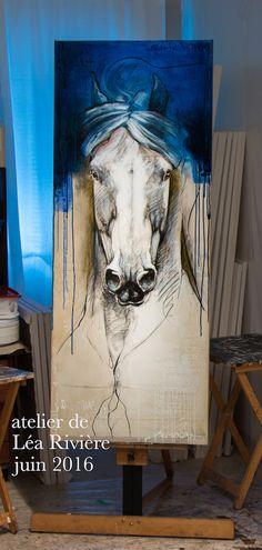Tableau de Léa Rivière. Visitez son site web: www.leariviere.com ©LÉA RIVIÈRE Tous droits réservés aucune reproduction permise sans la permission écrite de l'artiste.