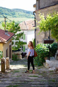 Exploring the medieval Motovun Slovenia, Croatia, Medieval, Past, Explore, Travel, Past Tense, Viajes, Mid Century