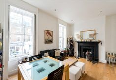 1 bedroom Apartment For Sale in Molyneux Street, Marylebone, London, W1. A first floor flat situated within this period building on a quiet residential street located moments from Marble Arch and Oxford Street, that benefits from a long lease and very low outgoings.