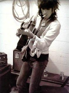 Keith Richards ...