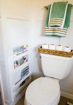 15 badkamer ideeën voor de volgende badkamer make-over